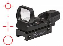 Коллиматорный прицел Firefield Multi Red & Green Reflex Sight FF13004